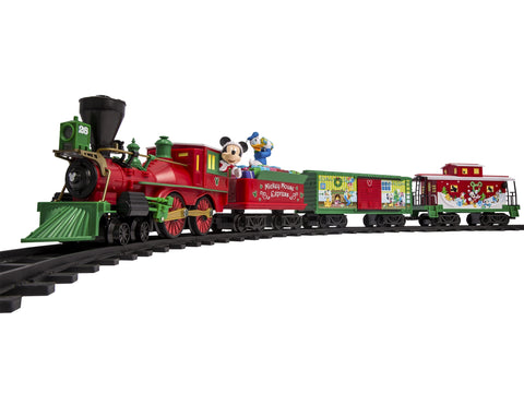 Lionel 7-11773 G Mickey Mouse Express Ready-To-Play Set Batt