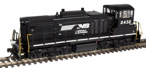 Atlas 10011031 HO Norfolk Southern EMD MP15DC Tapered Air Filter Box Diesel Engine #2432