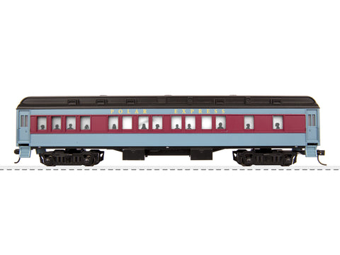 Lionel 6-58024 HO Polar Express Coach Car