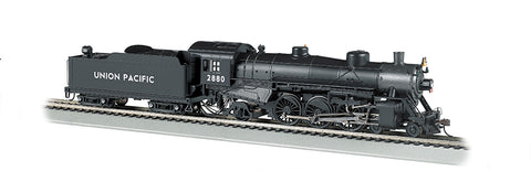 Bachmann 52805 HO Union Pacific 4-6-2 Light Pacific - DCC Sound #2880