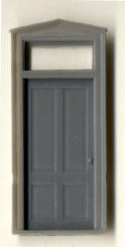 Grandt Line 3604 O Durango Station Door with Frame & Transom