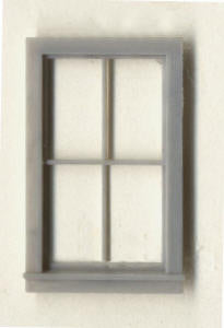 Grandt Line 3752 O 36? x  64? Double-Hung-1/1 Light Windows (Pack of 4)