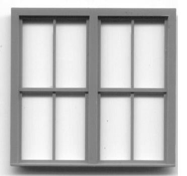 Grandt Line 3769 O Double-Hung Windows - 2-Over-2 (2)