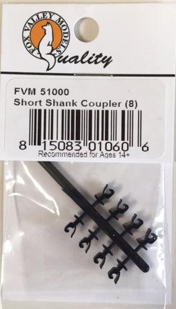 Fox Valley Models 51000 N Short Shank Coupler (8)