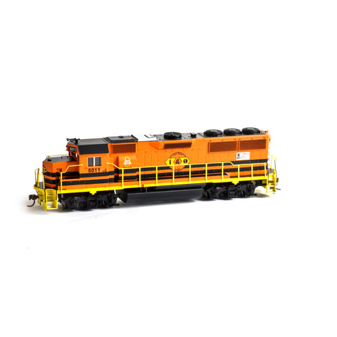 Athearn 14887 HO Indiana & Ohio GP50 Phase 1 #5011