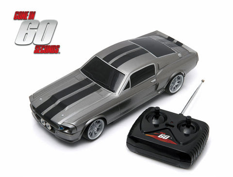 Greenlight Collectibles 91001 1:18 1967 Ford Mustang Eleanor Remote Control Car