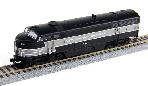 True Line Trains 500156S HO New York Central A Unit w/ESU LokSound DCC #5011
