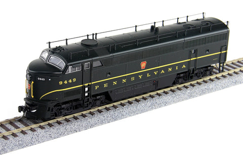 True Line Trains 500158S HO Pennsylvania 4-Axle C-Liner A Unit w/Snd & DCC #9499