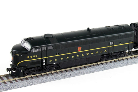 True Line Trains 500160S HO Pennsylvania A Unit w/ESU LokSound DCC #9495
