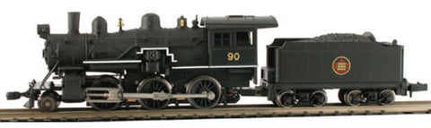 Model Power 876131 N Canadian National 2-6-0 Mogul Steam Loco w/Sound & DCC