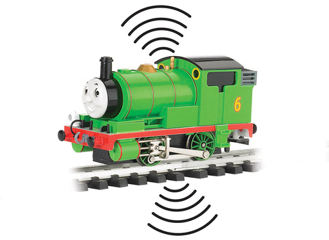 Bachmann 91422 G Thomas & Friends Percy w/Sound & DCC (Green, Red)