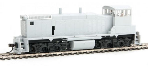 Atlas 10011023 HO Undecorated EMD MP15DC Diesel Locomotive - Standard DC