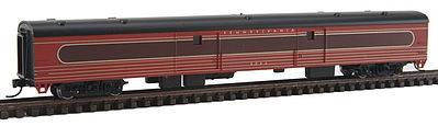Con-Cor 40358 N Pennsylvania Railroad 85' Smooth-Side Full Baggage Car