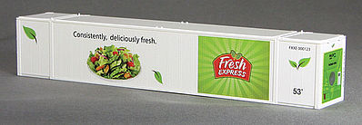 Con-Cor 453215 N Fresh Express 53' Thermo King Reefer Containers #1 (2)