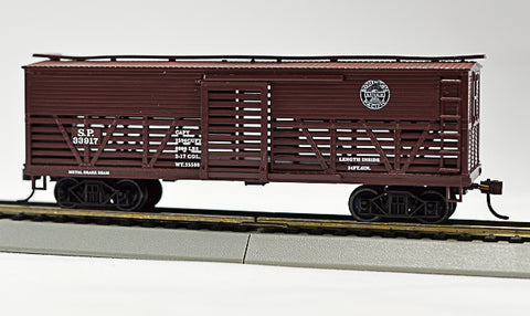 Con-Cor 52100 HO Southern Pacific 1880's - 1930's Cattle Cars #2