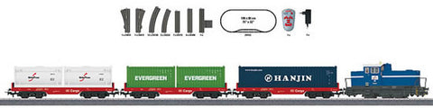 "Marklin 29452 HO ""Container Train"" Starter Set"