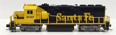 Fox Valley Models 70703 N Santa Fe EMD GP60 Early Dynamic Brake #4017