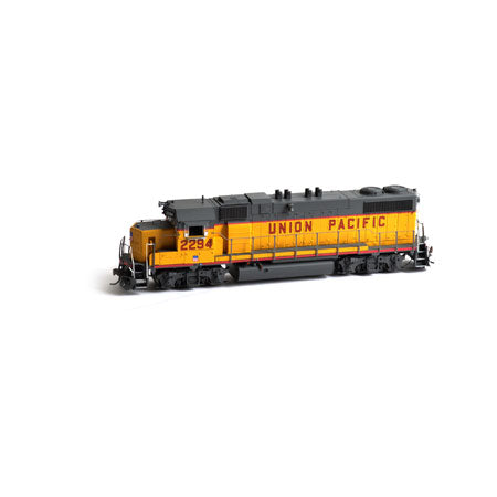 Athearn G65463 HO Union Pacific GP38-2 Diesel Locomotive Phase 2 w/DCC & Sound #2294