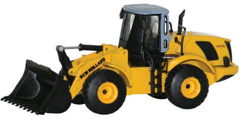Herpa 6515 HO New Holland W270B Front-End Loader - Assembled
