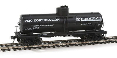 Red Caboose 33053 HO FMC Corporation Type 103W 10,000-Gallon Welded Tank Car
