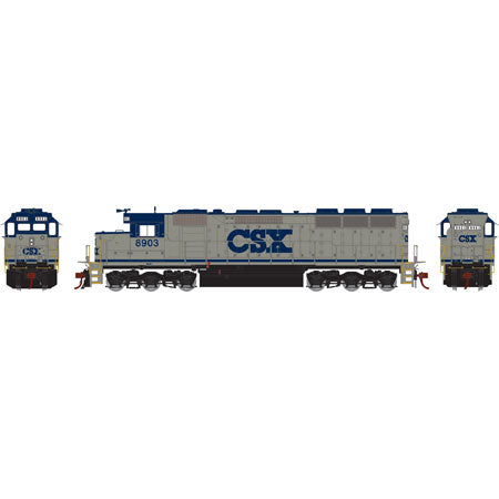 Athearn 65122 HO CSX SD45 with DCC & Sound Ready to Run #8903
