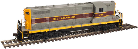 Atlas 10002028 HO Erie Lackawanna GP-7 Locomotives Master Gold #1235