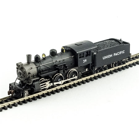 Model Power 876161 N Union Pacific 2-6-0 Mogul with Sound & DCC