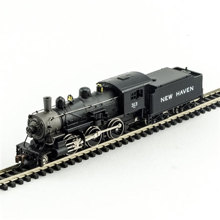 Model Power 87617 N New Haven 2-6-0 Mogul - Standard DC