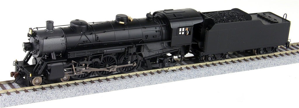Broadway Limited 4631 HO Unlettered USRA Light Pacific 4-6-2 Paragon3