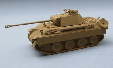 Trident Miniatures 81020 HO SdKfz 171 Ausf. A Tank Kit (Resin)
