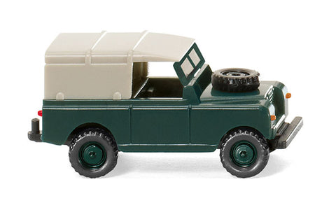 Wiking 092302 N 1958 Land Rover in Blue-Green