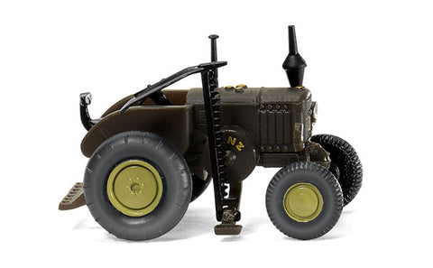 Wiking 095103 N Lanz Bulldog 8506 Tractor in Brown