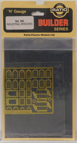 Ratio 309 N INDUSTRIAL WINDOWS