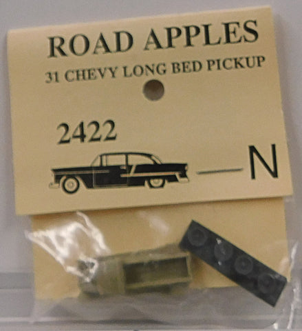 Lineside Models 2422 N 1931 Chevy Long Bed Pickup Truck
