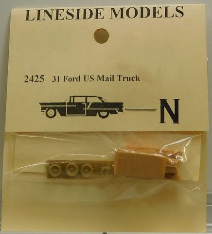 Lineside Models 2425 N 1931 Ford US Mail Truck