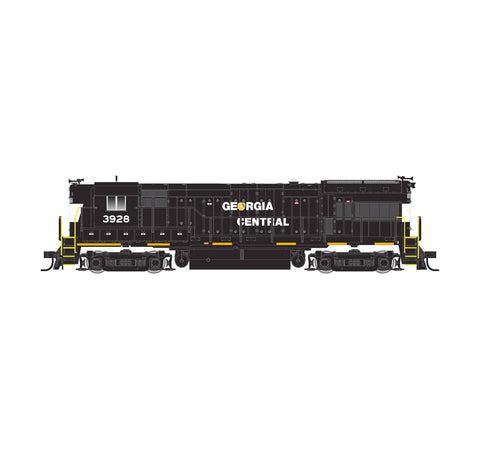 Atlas 10002204 HO Georgia Central GE U23B #3917