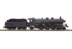 MTH 80-3215-1 HO KBayStsB 3/6 Express Steam Locomotive w/Proto-Sound 3.0 #3632