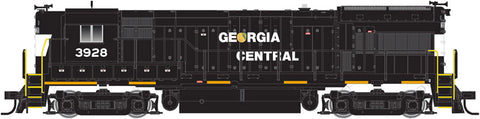 Atlas 10002205 HO Georgia Central U23B High Nose  #3928
