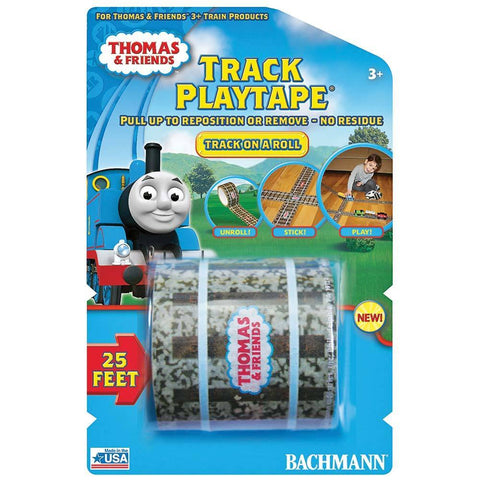 "Bachmann 9099 25'x2"" Thomas/Friends Track Playtape"