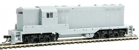 Atlas 10002025 HO Undecorated EMD GP7 Diesel Engine with Sound & DCC