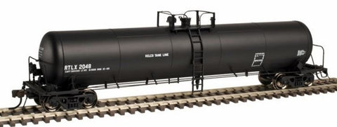 Atlas 50002453 N Relco Tank Line RTLX 20,700-Gallon Tank Car #2048