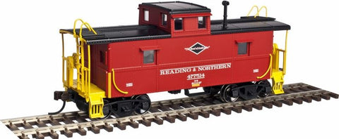 Atlas 20003686 HO Reading & Northern Cupola Caboose Car #477514