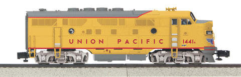 MTH 35-20026-3 S Union Pacific F-3 A-Unit Diesel (Non-Powered) #1441A