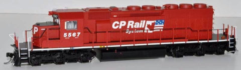 Bowser 24456 HO CP Rail Executive Line GMD SD40-2 Diesel Locomotive #5596