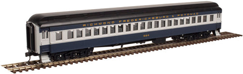 Atlas 20003869 HO Richmond Fredericksburg & Potomac Single Window Coach #532