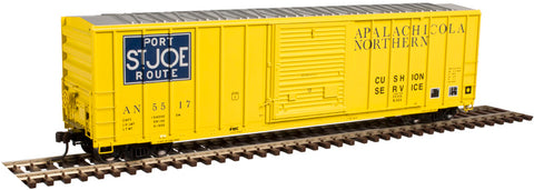 Atlas 20003898 HO Apalachicola Northern FMC 5347 Single-Door Boxcar #5502