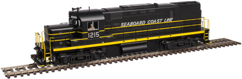 Atlas 10001975 HO Seaboard Coast Line Alco C420 Phase 2A Low-Nose Diesel #1224