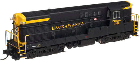 Atlas 40001873 N Erie Lackawanna H16-44 Locomotive (Late Body) #1930