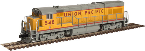 Atlas 40012014 N Union Pacific U23B Locomotive with DCC #548