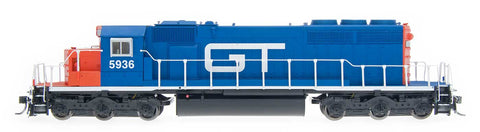 InterMountain 69331S N Grand Trunk Western EMD SD40-2 with LokSound & DCC